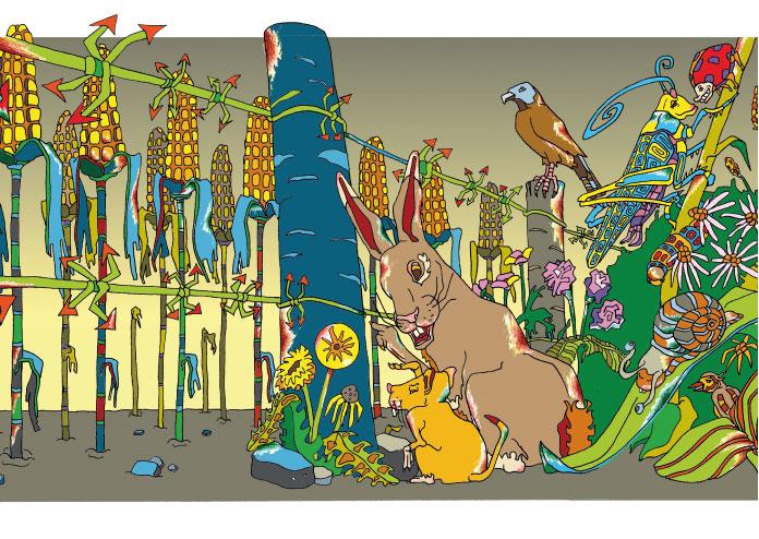Tribunal der Tiere Hase