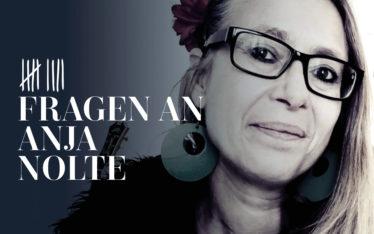 Foto 9 Fragen an Anja Nolte / Verlagshaus Berlin