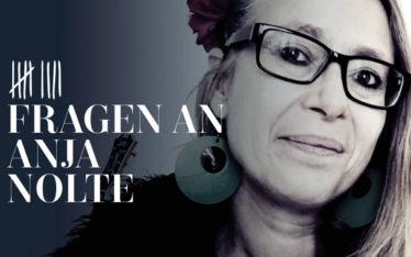 9 Fragen an Anja Nolte / Verlagshaus Berlin