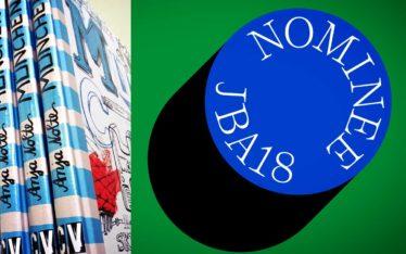 Urban Sketching München von Anja Nolte für den Jospeh Binder Award 2018 nominiert
