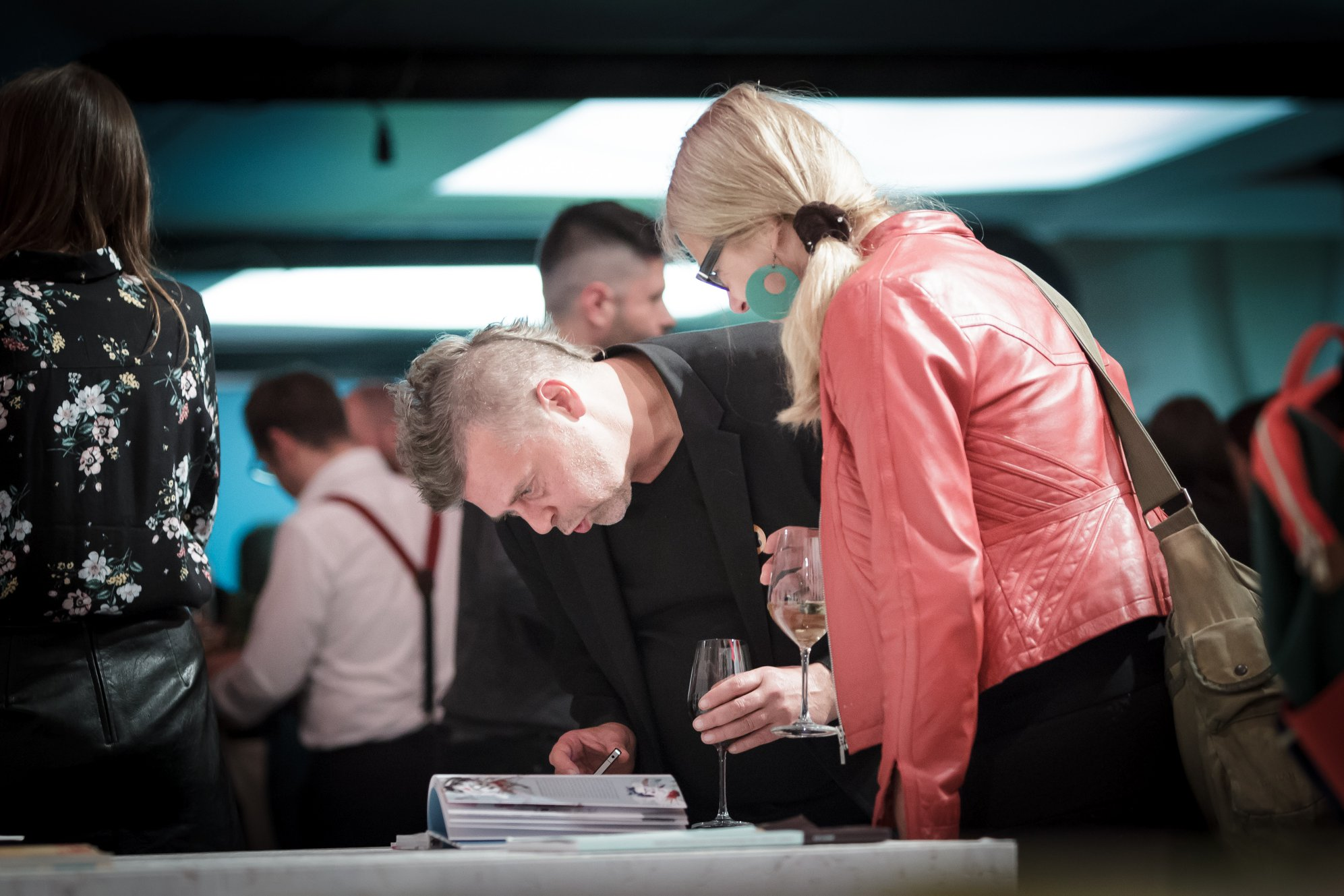 Joseph Binder Award 2018, exhibition designforum Vienna