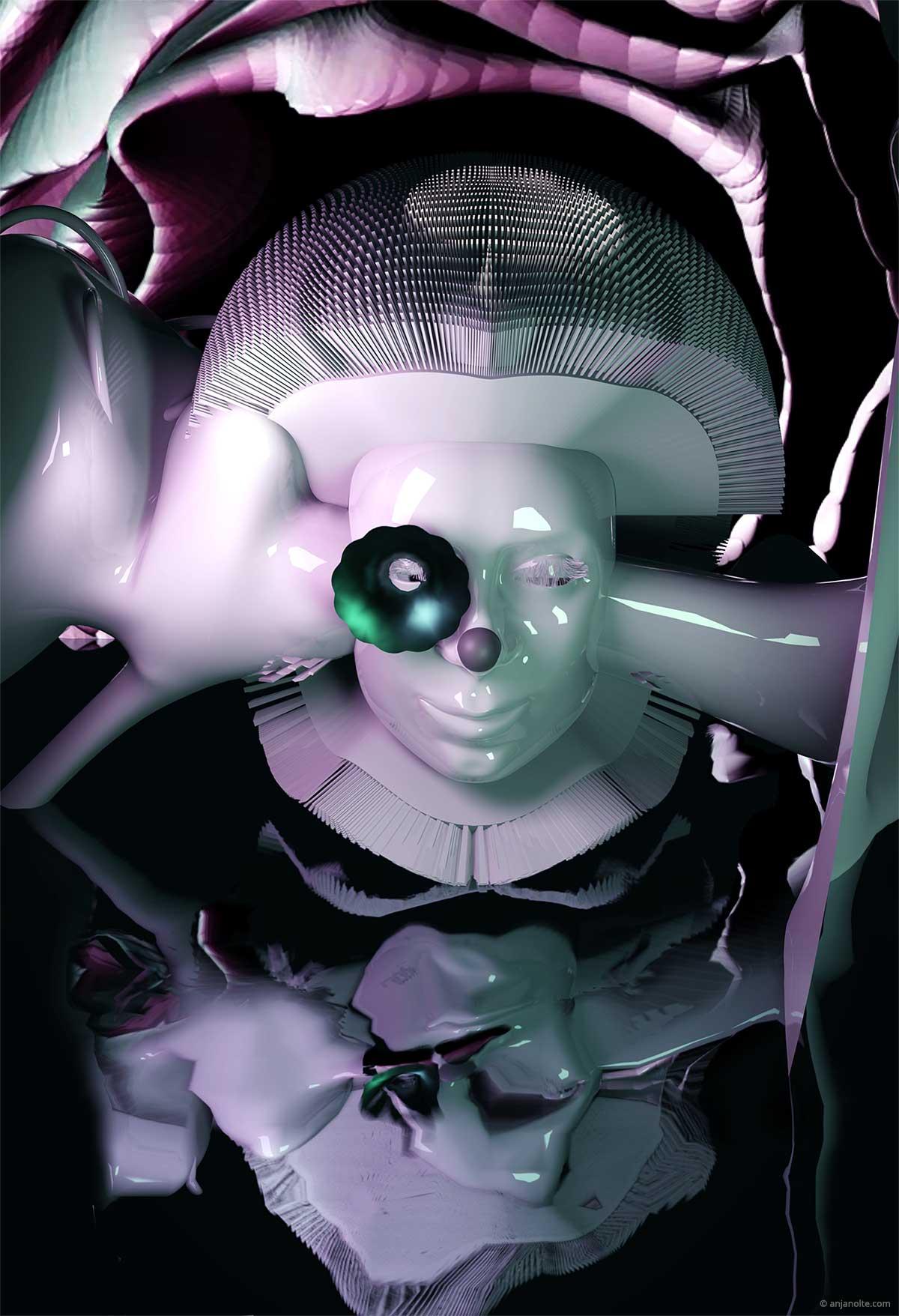 Anja Nolte 3D-Art ©anjanolte.com